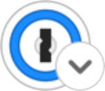 the 1Password icon