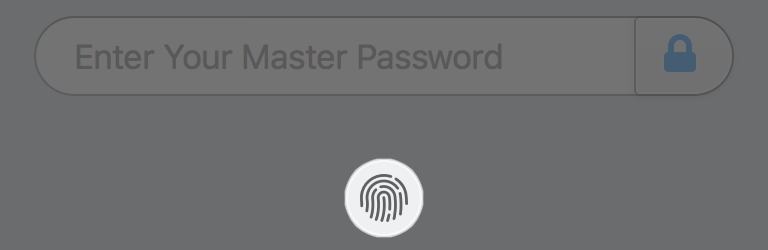 Use Touch ID to unlock 1Password on your Mac